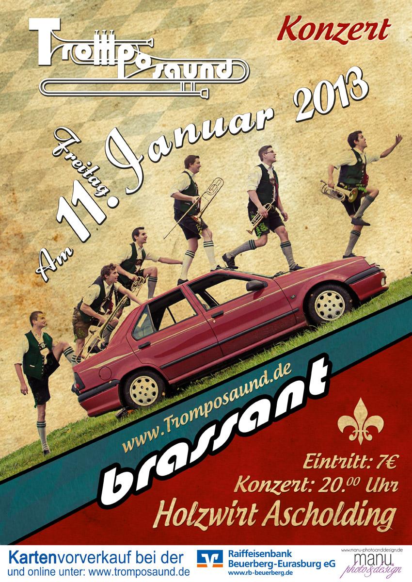 "Plakat ""brassant"" - Foto: www.manu-photoanddesign.de"
