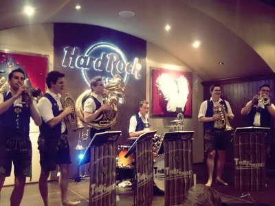 Hard Rock Cafe 2016